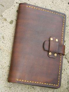 Купить Портмоне органайзер для документов. - коричневый, однотонный, портмоне, органайзер, подарок на любой случай