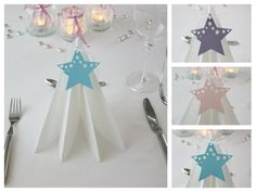 Billedresultat for bordkort konfirmasjon jente Christmas Decorations, Table Decorations, Christmas Ornaments, Holiday Decor, Little Star, Christmas Inspiration, Holidays And Events, Christening, A Table