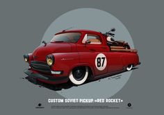 https://www.artstation.com/artwork/custom-pickup-red-rocket