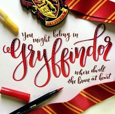 Harry Potter Poster, Harry Potter Quotes, Harry Potter Diy, Harry Potter World, Calligraphy Quotes Doodles, Brush Lettering Quotes, Hand Lettering Styles, Lettering Ideas, Calligraphy Art