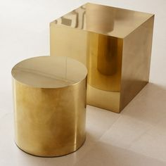 PEBBLE by Birgit Israel | BRASS COLLECTION in the BI Collection
