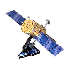 Paper Toy Scale Model Kit for Kids Adult - Korea Multi-purpose Satellite-5