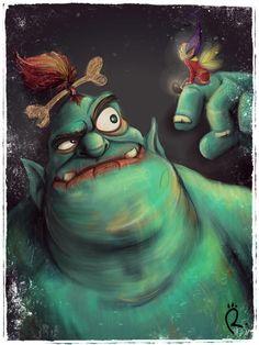 Goblin , monster,