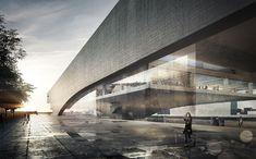 — architecturalvisualisation: Zentral und...