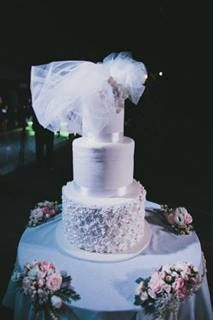 Wedding cake. Its so different