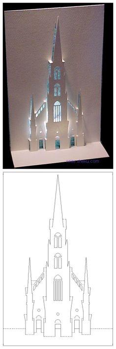 教堂拱门…_来自daphne8080的图片分享-堆糖