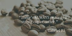 """""""Playing with Buffer's new text-to-photo app while sipping a coffee = Loving Journey Quotes, Social Media, Peace, App, Coffee, Kaffee, Travel Quotes, Apps, Cup Of Coffee"""