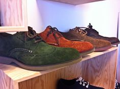 Brouges. Colourful. And swag.