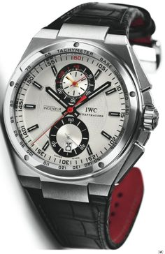 IWC Big Ingenieur Chronograph Edition DFB Watch For The German Football Association.