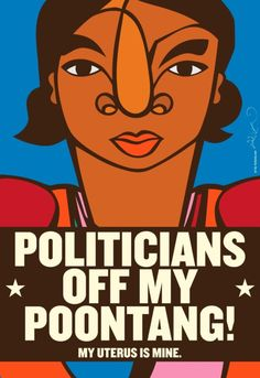 hell yes. OUT.   political art by Favianna Rodriguez  The other posters are pretty awesome too.