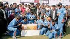 World Champions - India Beat Pakistan to Win Second Straight T20 World Cup for Blind Title   Defending champions India defeated Pakistan by nine wickets in the final of the T20 World Cup for Blind to lift their second straight title on Sunday. Chasing 198 India sauntered to the target at the loss of just one wicket to score 200/1 in 17.4 overs at the M Chinnaswamy Stadium.  Both India and Pakistan entered the summit clash on the back of a terrific run in the league and the knock out stages…