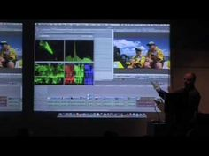 Final Cut Pro Colour Grading Seminar by Peter Cave (Part 2 of 9) - YouTube