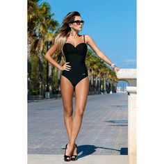 ELMIRA Exclusive fürdőruha (14-01) Tankini, Bikinis, Swimwear, One Piece, Fashion, Bathing Suits, Moda, Swimsuits, Fashion Styles