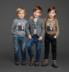 Dolce and Gabbana fw-2014 Kids Collection