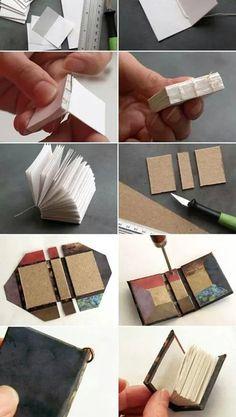 Un pequeño libro que cuente su historia de amor.
