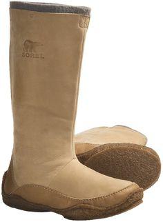 Sorel Fernie Tall Boots - Nubuck (For Women) on shopstyle.com