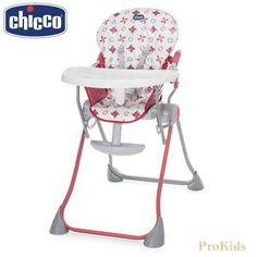 Детский стульчик для кормления Chicco Pocket Meal Red  Цена: 2100 UAH  Артикул: 79791.70   Подробнее о товаре на нашем сайте: https://prokids.pro/catalog/detskiy-stulchik-dlya-kormleniya-chicco-pocket-meal/