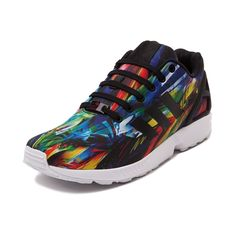low priced 5fae4 abb6c Get up and running with the new Adidas ZX Flux Athletic Shoe! This throw  back