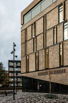 Frederiksberg Courthall by Mike Dugenio Hansen, via Behance