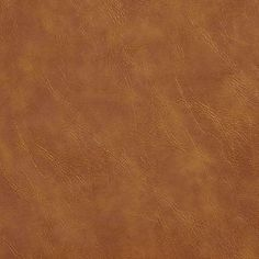 Pecan Beige Distressed Leather Grain Vinyl Upholstery Fabric
