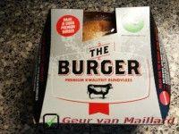 De ontfutselde doos van The Burger
