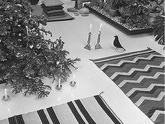 Eames House @ Christmas 1946