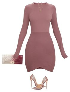 """Untitled #414"" by sb187 ❤ liked on Polyvore featuring Chanel and Christian Louboutin"