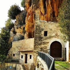 Umbria - Pale di Foligno Eremo di Santa Maria giacobbe