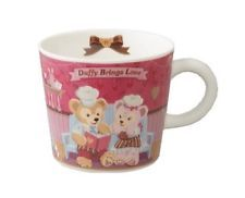 New 2015 Tokyo Disney Sea Sweet Duffy Duffy&Shellie may Mugs Japan Limited