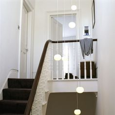 lighting for hallways and landings. White Hallway With Lights | Decorating Ideas Image Housetohome.co Lighting For Hallways And Landings