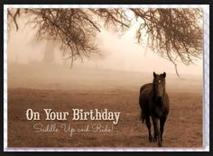 Tu me manques French Language Miss You Horse and Fog Blank card. Personalize any greeting card for no additional cost! Cards are shipped the Next Business Day. Happy Birthday Horse, Happy Birthday Images, Happy Birthday Greetings, Birthday Wishes, Tu Me Manques, Send A Card, Thank You Cards, Vintage Birthday Cards, Horse Quotes