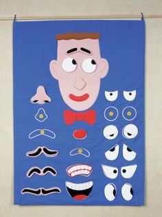 sensory+walls+for+autism | You are here: Home › Mr Face Wall Hanging Sensory Wall, Sensory Boards, Sensory Bins, Educational Activities For Kids, Autism Activities, Sensory Activities, Sensory Therapy, Green School, Social Emotional Learning
