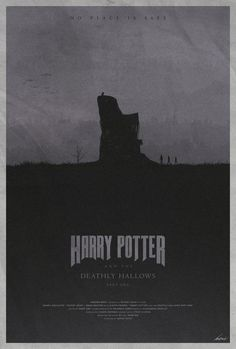 #7 - Harry Potter and the Deathly Hallows –  The Harry Potter Poster Collection - Created by Edward J. Moran II