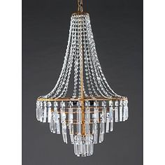 Crystal Chandelier Antique American Country – USD $ 279.99