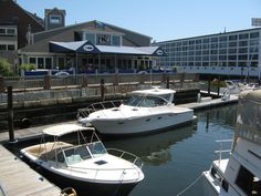 One if by land, two if by sea. Come to Salem MA any way you like. We have all kinds of parking and docking.