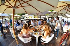 Photos from our amazing SATURDAY BEACH BRUNCH Blue Marlin IbizaUAE are on Facebook. Were you there? #BeachBrunch #Brunch