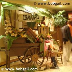 Image result for cuban themed event