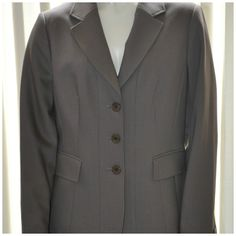 This #talbots blazer makes a perfect fall layer.