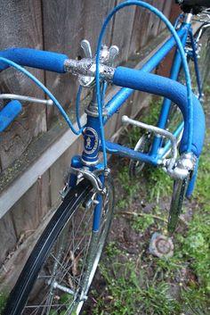 My beautiful American Rider 70's Vintage Road Bike