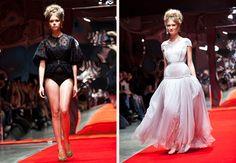 Ulyana Sergeenko S/S 2012!