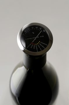 Wine thermometer