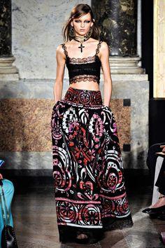 A Bohemian Life, skirt