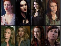 Which Supernatural Lady are you?