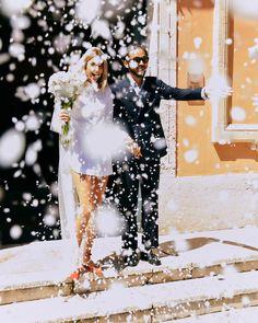 """It was like Woodstock meets St.-Tropez,"" says the bride. Vogue Wedding, Chic Wedding, Dream Wedding, Wedding Weekend, Wedding Day, Wedding Advice, Wedding Things, Wedding Stuff, Wedding Gallery"
