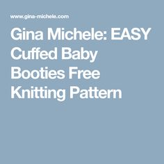 Free knitting patterns for child booties, including cute booties knit on 2 needles and in the round. #bazarpaknil #amazon8 #Baby stuff patterns (Affil... Baby Booties Knitting Pattern, Knit Baby Booties, Baby Knitting Patterns, Baby Patterns, Free Knitting, Homemade Gifts, Knitting Projects, Crafts For Kids, Booty