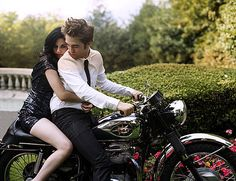 November 2009: Robert Pattinson and Kristen Stewart coupled up for a sexy spread in the December issue of Harpers Bazaar. Kristen spoke about Rob being more romantic than her, saying, I have a no-bullsh*t detector, so Id have to say Rob is. I think romance is anything honest. As long as its honest, its so disarming.