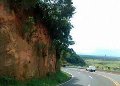 Serra de Botucatu-SP