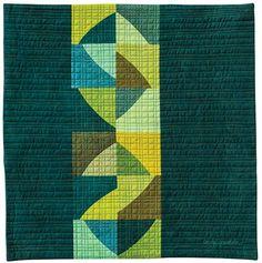 Artful Improv quilt by Cindy Grisdela