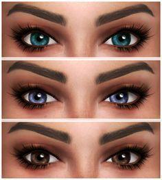 Sims 4 Updates: Kenzar Sims - Eyes : Cleo Eyes, Custom Content Download!