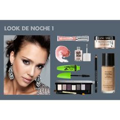 """""""Look de noche 1"""" by lauritamunoz on Polyvore"""